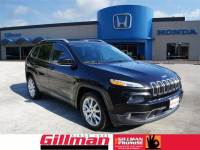Used 2016 Jeep Cherokee SUV Limited in Houston, TX