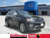 Used 2015 Jeep Grand Cherokee SUV Limited in Houston, TX