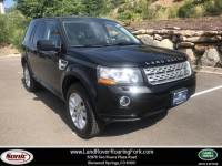 Used 2015 Land Rover LR2 AWD 4dr SUV in Glenwood Springs