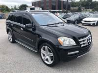 2012 Mercedes-Benz GL-Class GL 550 4matic® in Devon, PA