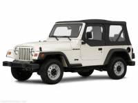 2000 Jeep Wrangler SE SUV