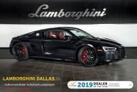 Used 2018 Audi R8 V10 Coupe RWS For Sale Richardson,TX | Stock# LT1275 VIN: WUABAAFX5J7902171
