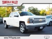 2014 Chevrolet Silverado 1500 LT Truck Crew Cab 4x2 in Temecula