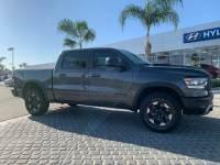 2019 Ram All-New 1500 Rebel Truck Crew Cab