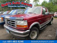 1993 Ford F-150 XL SuperCab Short Bed 4WD