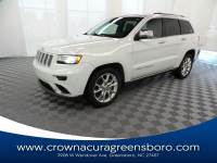 Pre-Owned 2014 Jeep Grand Cherokee Summit in Greensboro NC