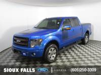 Pre-Owned 2013 Ford F-150 FX-4 Crew Cab Shortbox for Sale in Sioux Falls near Brookings