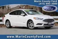 Used 2018 Ford Fusion Hybrid 3868615R For Sale | Novato CA