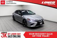 Certified Used 2018 Toyota Camry XSE Automatic in El Monte