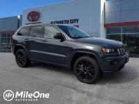 2018 Jeep Grand Cherokee Altitude SUV V6 24V VVT