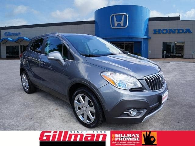 Photo Used 2014 Buick Encore SUV Leather in Houston, TX