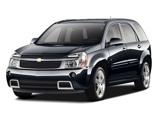 Photo Used 2008 Chevrolet Equinox LT For Sale Chicago, IL