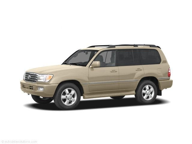 Photo Used 2006 Toyota Land Cruiser SUV For Sale in Myrtle Beach, South Carolina