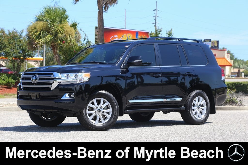 Photo Used 2018 Toyota Land Cruiser SUV For Sale in Myrtle Beach, South Carolina