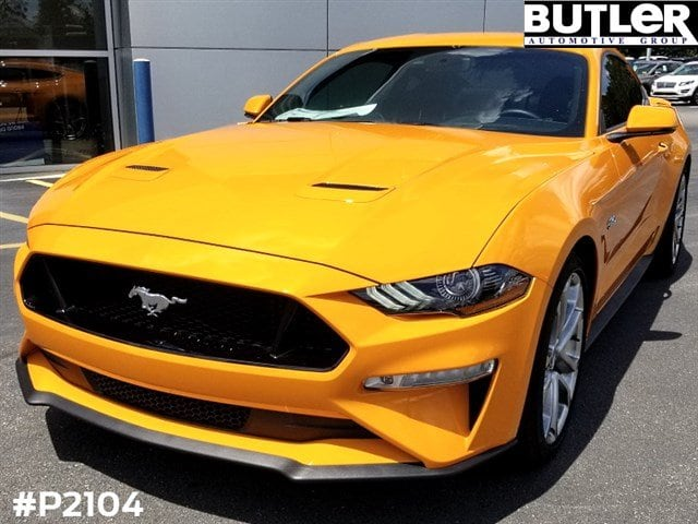 Photo 2019 Ford Mustang GT Premium GT Premium Fastback in Columbus, GA