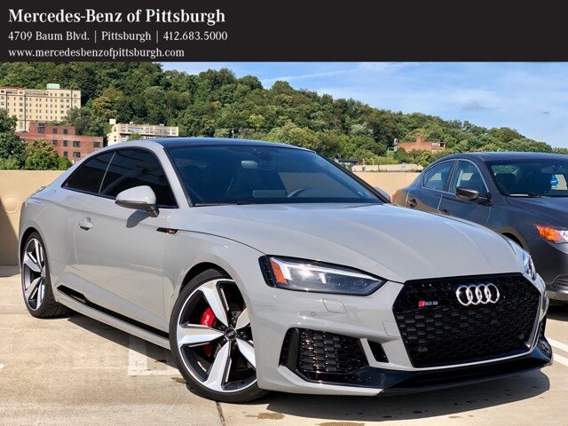 Photo 2018 Audi RS 5 2.9T Coupe in Pittsburgh