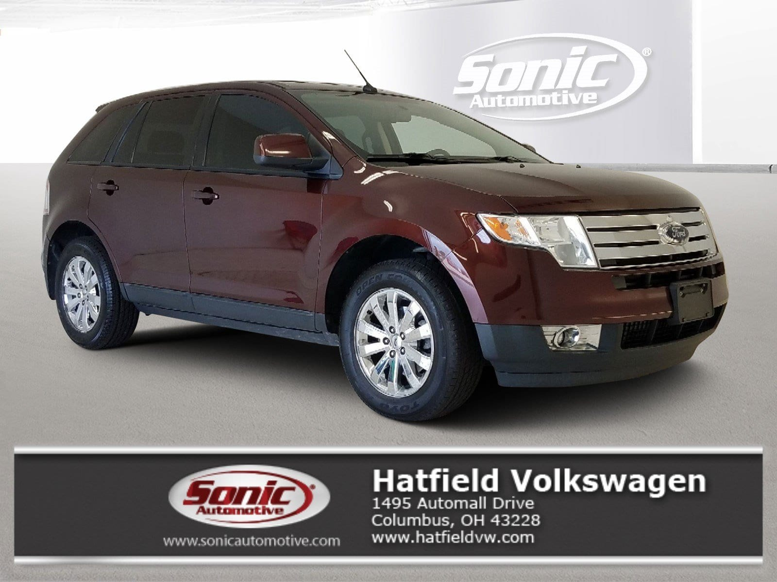 Photo 2009 Ford Edge SEL SUV in Columbus