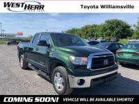 2012 Toyota Tundra Grade Truck Double Cab For Sale - Serving Amherst