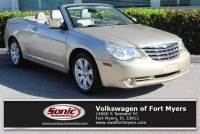 Used 2010 Chrysler Sebring Touring Convertible in Fort Myers