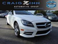 Pre Owned 2014 Mercedes-Benz CLS-Class CLS 550 Coupe VINWDDLJ7DBXEA112133 Stock NumberT842901