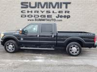 2015 Ford F250 Super Duty CREW-SHORT-PLATINUM LARIAT ULTIMATE-NAV-MOON-1 OWN 4WD Crew Cab 156 Platinum