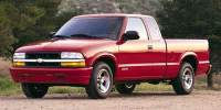 Pre-Owned 2001 Chevrolet S-10 2WD Extended Cab Short Box LS