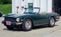 1976 Triumph TR6 Very Nice with Triple Carbs