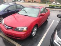 2003 Acura CL Type S Coupe