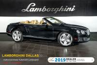 Used 2012 Bentley Continental GTC For Sale Richardson,TX | Stock# LC606 VIN: SCBGR3ZA6CC076135