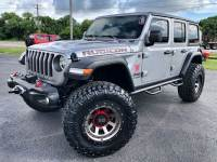 Used 2018 Jeep All-New Wrangler Unlimited RUBICON BILLET CUSTOM LIFTED LEATHER HARDTOP
