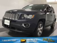 Used 2016 Jeep Compass For Sale at Burdick Nissan   VIN: 1C4NJDEB4GD587505