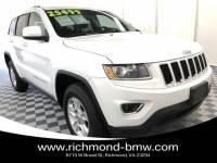 Pre-Owned 2016 Jeep Grand Cherokee Laredo 4x4 in Richmond VA