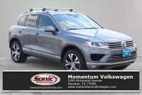 Used 2017 Volkswagen Touareg Wolfsburg Edition SUV in Houston
