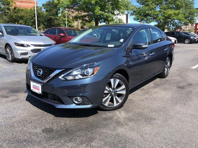 Photo 2017 Nissan Sentra SL