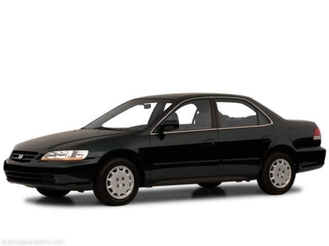 Photo Used 2001 Honda Accord Sedan near Harlingen, TX