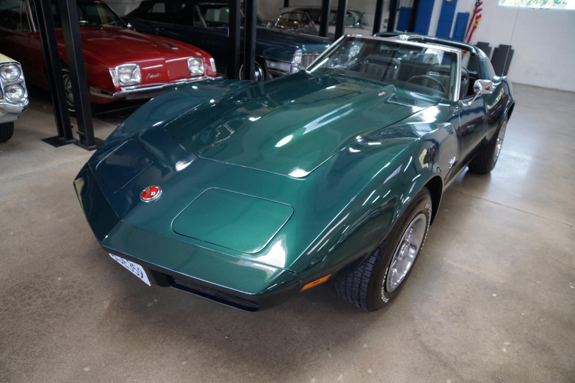 Photo 1973 Chevrolet Corvette 454275HP LS4 4 spd V8 Coupe