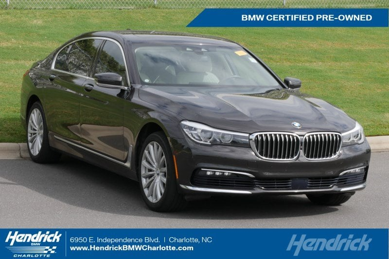Photo 2016 BMW 7 Series 740i Sedan in Franklin, TN