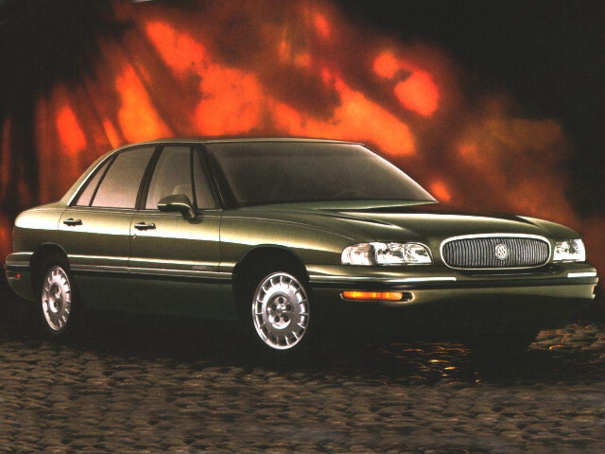 Photo Used 1997 Buick Lesabre Custom Sedan in Burton, OH