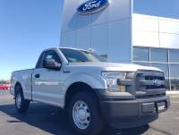 2016 Ford F150 REGULAR-SHORT 6 1/2 FT-XL-2WD-IGNOT SILVER-CLEAN-1 Truck Regular Cab