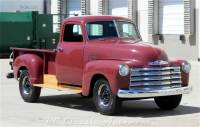 1949 Chevrolet 3600 Pickup Rotisserie Restored 4spd