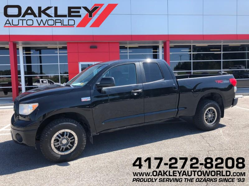 Photo 2009 Toyota Tundra Rock Warrior Package Double Cab 4WD