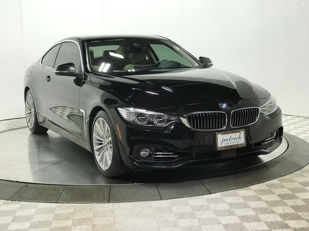 Photo Used 2014 BMW 4 Series 435i Coupe for sale in Schaumburg, IL