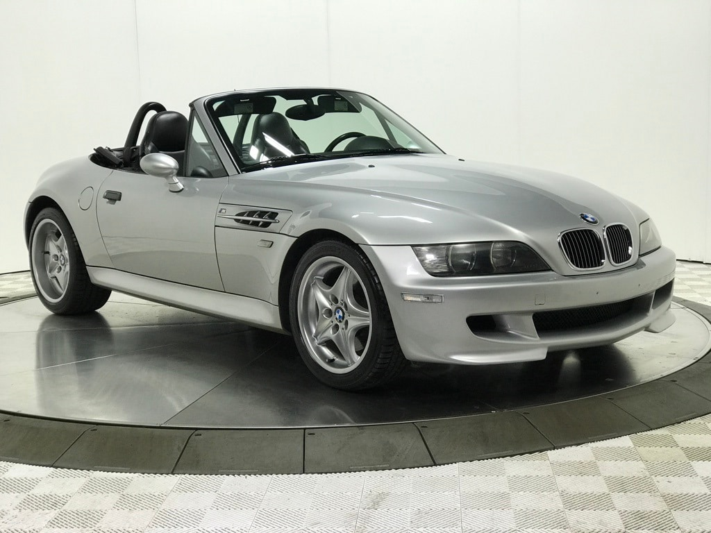 Photo Used 2002 BMW Z3 M Base Convertible for sale in Schaumburg, IL