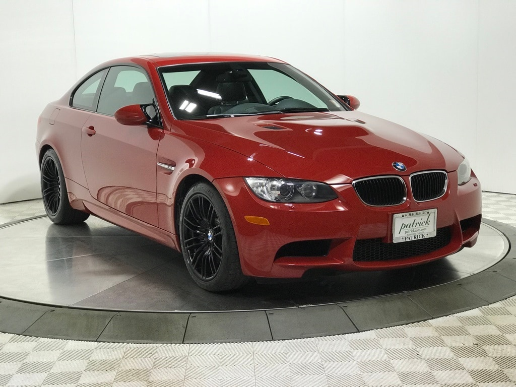 Photo Used 2013 BMW M3 Base Coupe for sale in Schaumburg, IL