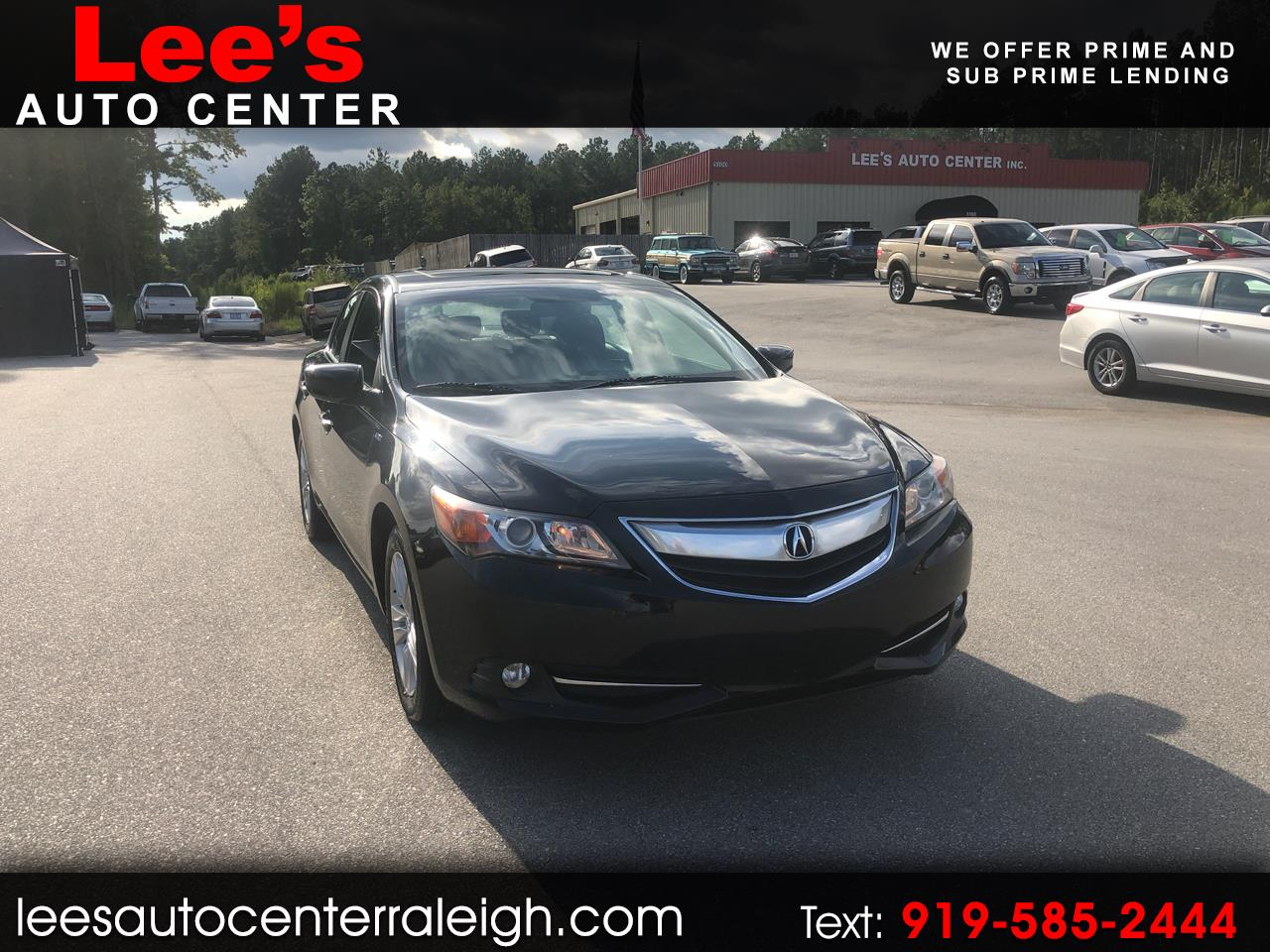 Photo 2013 Acura ILX 4dr Sdn 1.5L Hybrid