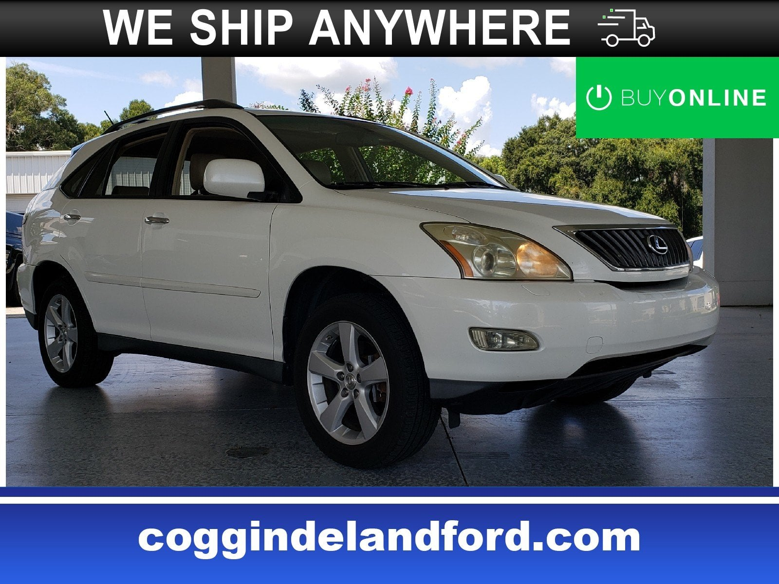 Photo Pre-Owned 2008 LEXUS RX 350 350 FWD in Jacksonville FL