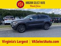 Used 2019 Jeep Grand Cherokee Limited SUV for sale in Amherst, VA