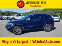 Used 2018 Jeep Grand Cherokee Limited SUV for sale in Amherst, VA