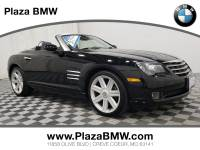 2008 Chrysler Crossfire Limited Convertible