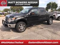 Used 2014 Ford F 150 Lariat Pickup